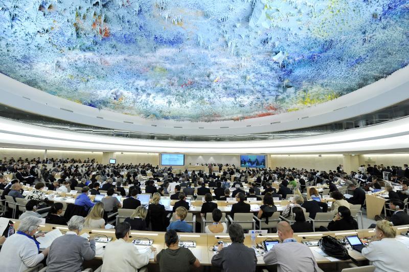 Photo by UN Geneva via Flickr